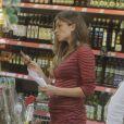 Em julho de 2012, pouco tempo depois de dar à luz sua primeira filha, Grazi foi flagrada sem aliança no supermercado
