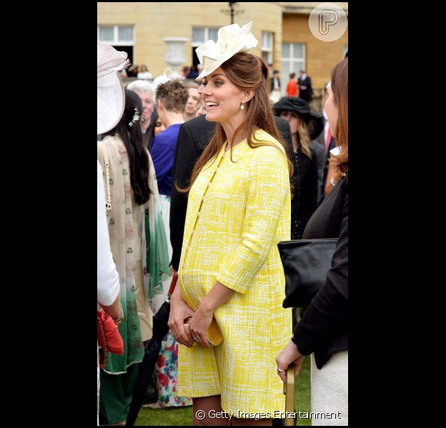 Kate Middleton será a primeira integrante da família real a realizar um chá de bebê, segundo informações do jornal britânico 'The Sun', nesta quinta-feira, 30 de maio de 2013