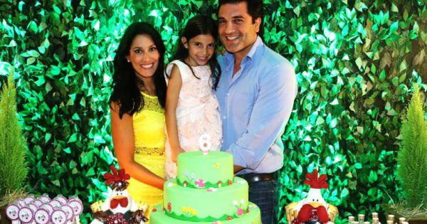 Edu Guedes Festeja O Aniversário Da Filha Maria Eduarda: Filha De Edu Guedes, Maria Eduarda Comemorou O Aniversário