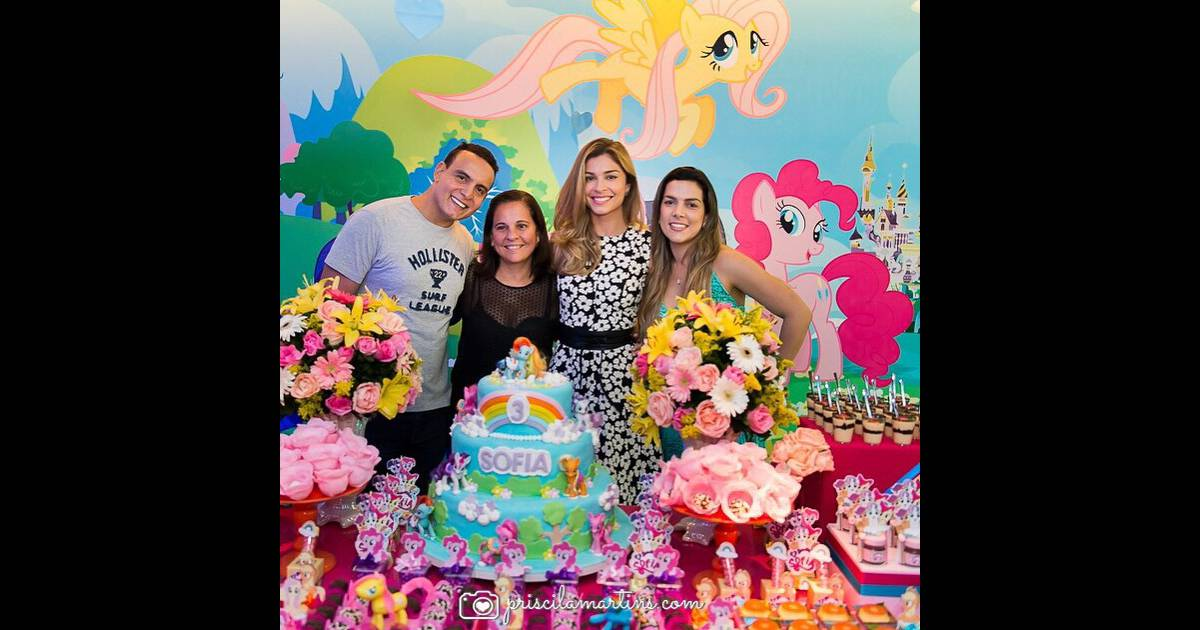 0b36d4733dfa8 Confira temas escolhidos para as festas de aniversário dos filhos de  famosos - Purepeople
