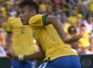 Neymar usa camisa 10 e segue para Barcelona após amistoso Brasil x Inglaterra