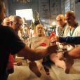 Em 'Os Dez Mandamentos', o Faraó Seti I morre e será realizado um cerimonial seguindo as tradições egípcias