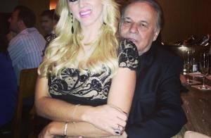 Val Marchiori antecipa data do casamento com Evaldo Ulinski: 'Casal quer sigilo'