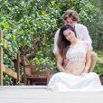 Fernanda Machado é casada com o empresário norte-americano Robert Riskin