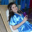 Maisa Silva comemorou seus 13 anos em SPA