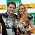 Chimbinha nega fim da banda 'Calypso' e confirma projeto gospel de Joelma para 2015