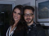 Junior Lima inaugura sua exposição fotográfica ao lado da mulher, Monica Benini