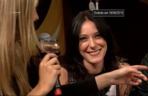 Caroline Abras brinca sobre Caio Castro, de 'I Love Paraisópolis': 'Acho feio'