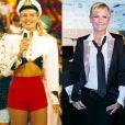 Xuxa já disse que usava minissaias a contragosto no Globo: 'Não gostava, não'