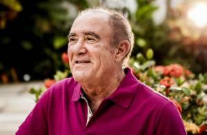 Aos 80 anos, Renato Aragão fala sobre vida após infarto: 'Não sinto cansaço'
