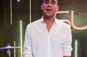 André Marques esclarece que não fez vasectomia: 'Retirei um cisto da virilha'