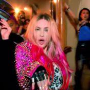 Madonna lança clipe com Katy Perry, Miley Cyrus, Beyoncé e mais famosos. Assista