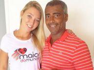 Romário pretende se casar, aos 49 anos, com a namorada, Dixie Pratt até novembro