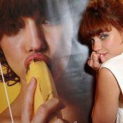 Bruna Linzmeyer comenta foto polêmica com banana em ensaio nu: 'Liberdade'
