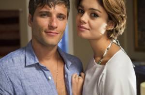 Novela 'Babilônia': Alice tem noite de amor com Murilo e os dois reatam o namoro