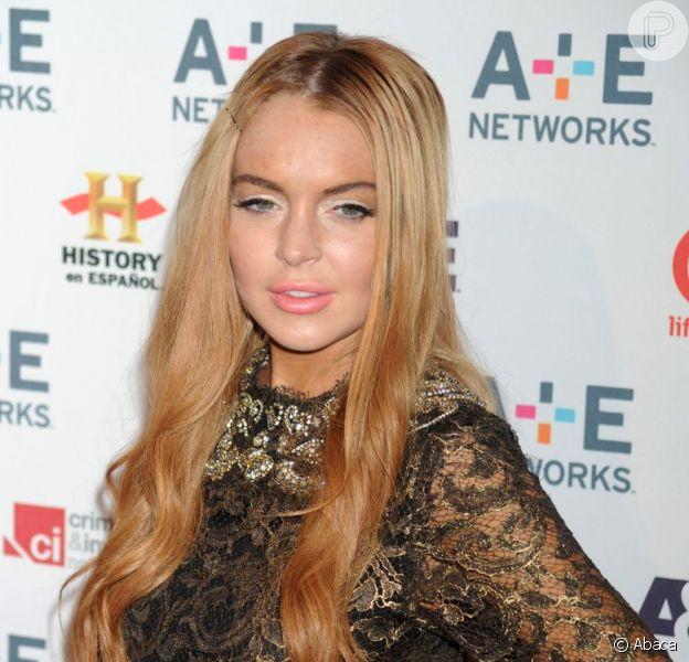 Lindsay Lohan será musa de camarote na Sapucaí em 2013; o anúncio foi feito em 5 de dezembro de 2012