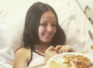 Larissa Manoela recebe alta médica, mas continua afastada de gravações de novela