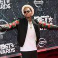Chris Brown também se apresentou no BET Awards 2015 e levou o prêmio de Melhor Artista Masculino de R&B/Pop