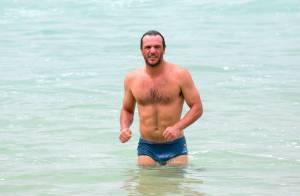 Rodrigo Lombardi emagrece 14 kg e conquista corpo sarado com jiu-jítsu: 'Viciei'