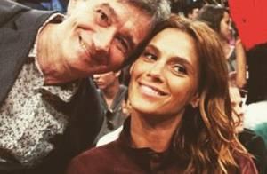 Serginho Groisman festeja 65 anos após ser pai e ganha parabéns de famosos