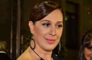 Claudia Raia não gosta de saber que estará em livro de Frota: 'Lamentável'