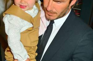 David Beckham faz tatuagem de Minion em homenagem à filha Harper, de 3 anos