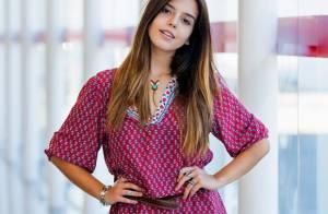 Giovanna Lancellotti será hippie em 'A Regra do Jogo': 'Luana não usa make'
