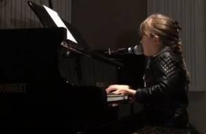 Ticiane Pinheiro mostra Rafaella Justus tocando piano: 'Emoção'. Veja vídeo!