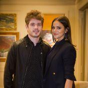 Namoro de Maurício Destri e Bruna Marquezine sofre crise após mãe falar na TV