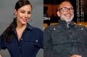 Paolla Oliveira nega namoro com diretor de 'Além do Tempo': 'Solteiríssima'