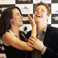 Fábio Porchat e Miá Mello protagonizam o filme 'Meu Passado Me Condena 2' e se divertem ao falar sobre o trabalho