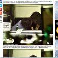 Luisa Moraes e Orlando Bloom foram clicados em um restaurante japonês de Malibu recentemente