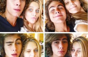 Isabella Santoni posta fotos antigas com Rafael Vitti: 'Laços que permanecem'