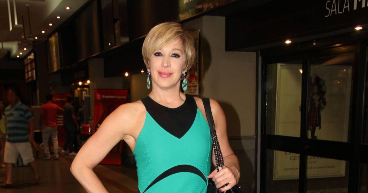 Claudia Raia usará vestido transparente de R$35 mil com 50 ...