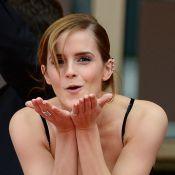 Emma Watson diz que só tem 'oito pares de sapatos', será? Descubra nas fotos