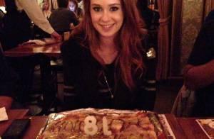 Marina Ruy Barbosa ganha jantar surpresa no aniversário de 18 anos, em SP
