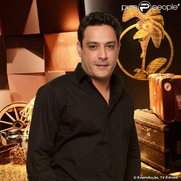 Márcio Garcia é eliminado de 'A Fazenda', em 2 de julho de 2013
