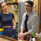 'É de Casa': Ana Furtado dá dicas sobre carros e Zeca Camargo vai para a cozinha