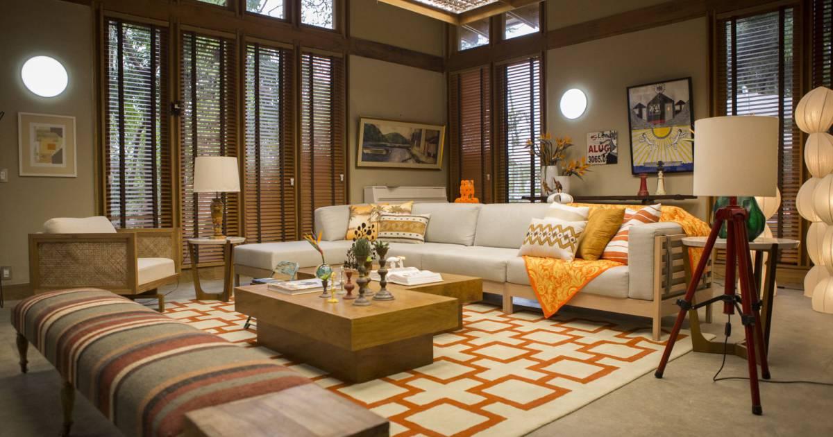 a casa ser cen rio principal dos apresentadores do programa 39 de casa 39 que estreia dia 8 de. Black Bedroom Furniture Sets. Home Design Ideas