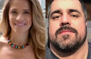 Ingrid Guimarães não perdoa crítica do ex-BBB Marcelo Arantes: 'Frustrado'