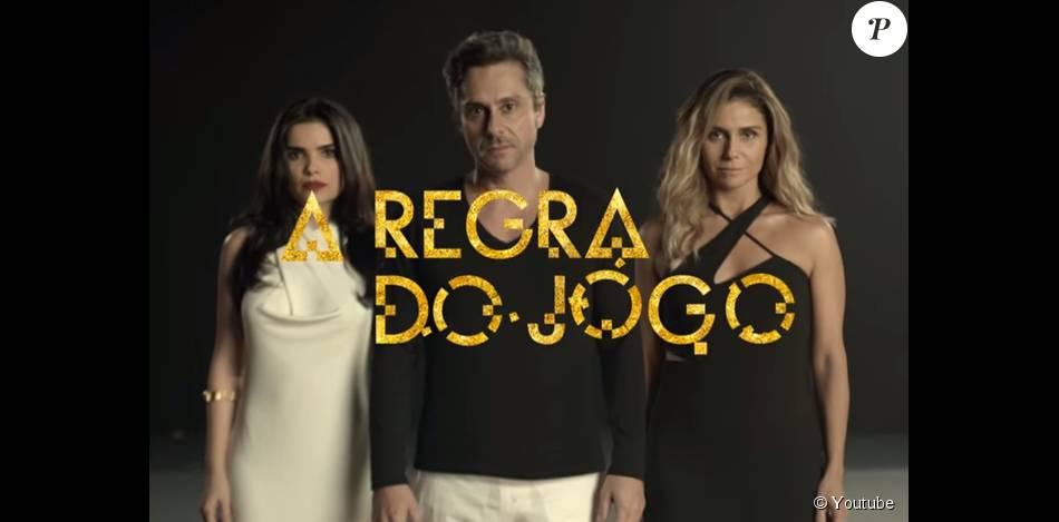 A novela 'A Regra do Jogo' tem estreia prevista para o dia 31 de agosto e a chamada fez o maior sucesso entre os internautas
