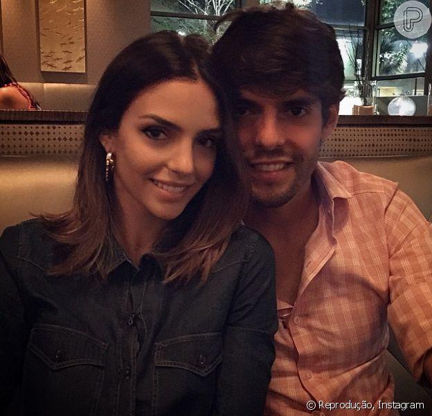 Kaká e Carol Celico se separaram novamente
