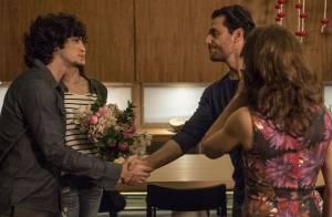 'Verdades Secretas': Alex se irrita após Gui dormir com Angel em sua casa