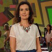 Fátima Bernardes tem cinco figurinos entre os mais desejados da Globo; veja