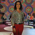 Camisa com estampa de lenço de Fátima Bernardes está entre as quatro mais pedidas pela CAT