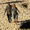 'Joia Rara' marcará o retorno de Carolina Dieckmann ao horário das 18h na TV Globo. Há 19 anos ela atuaou em 'Tropicaliente'