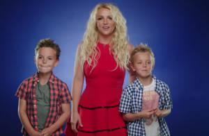 Britney Spears lança o clipe de