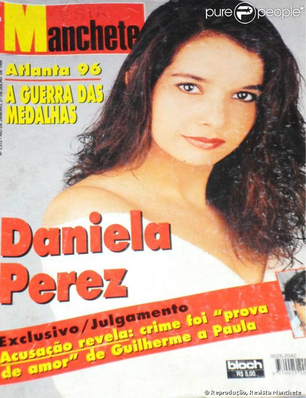 Daniela Perez Foi Inada Na Noite Do Dia 28 De Dezembro De 1992