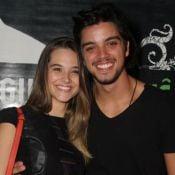 Rodrigo Simas e Juliana Paiva estão juntos e querem assumir namoro na vida real