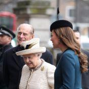 Rainha Elizabeth II torce pelo nascimento do bisneto antes de suas férias